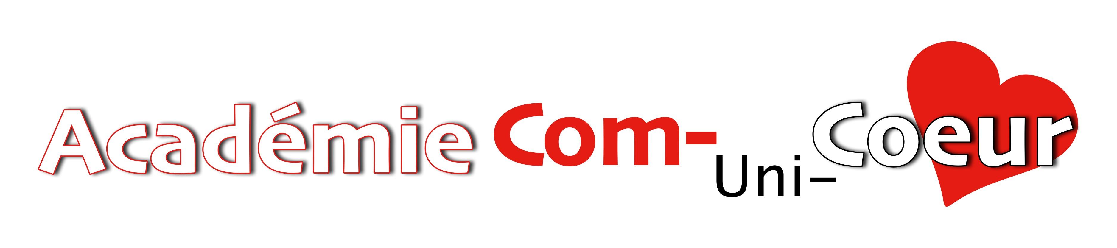 Académie Com-Uni-Coeur 900x200